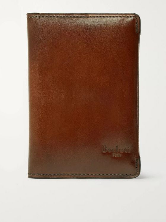 BERLUTI Ideal Leather Cardholder