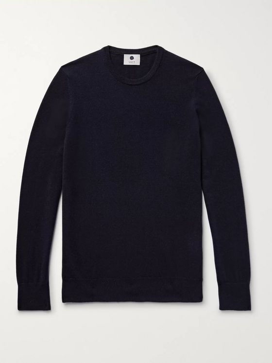 NN07 Charles Slim-Fit Cashmere Sweater