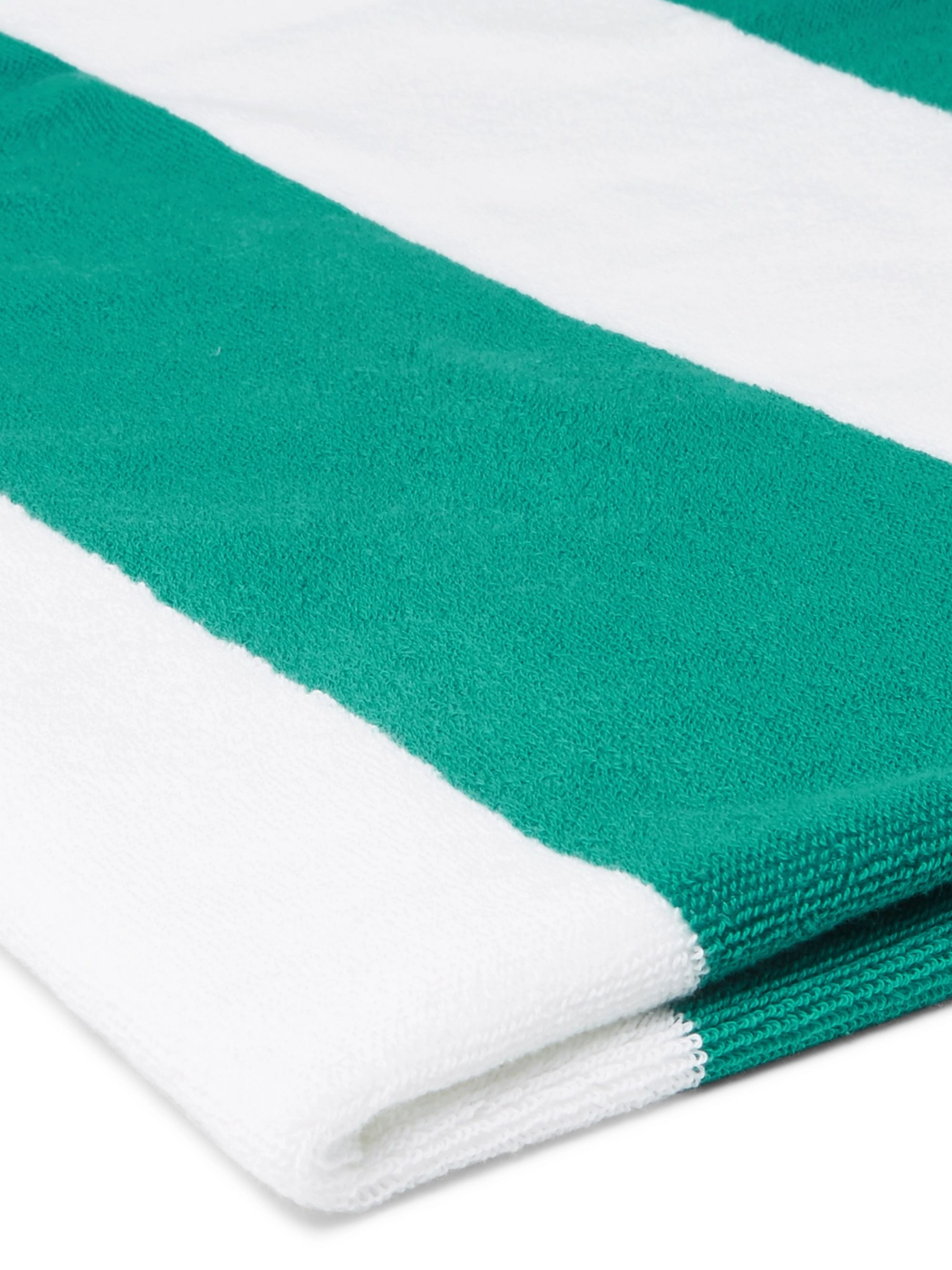 Soho Home Berlin House Cotton-Terry Pool Towel