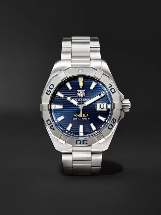 TAG Heuer Aquaracer Automatic 40.5mm Steel Watch, Ref. No. WBD2112.BA0928
