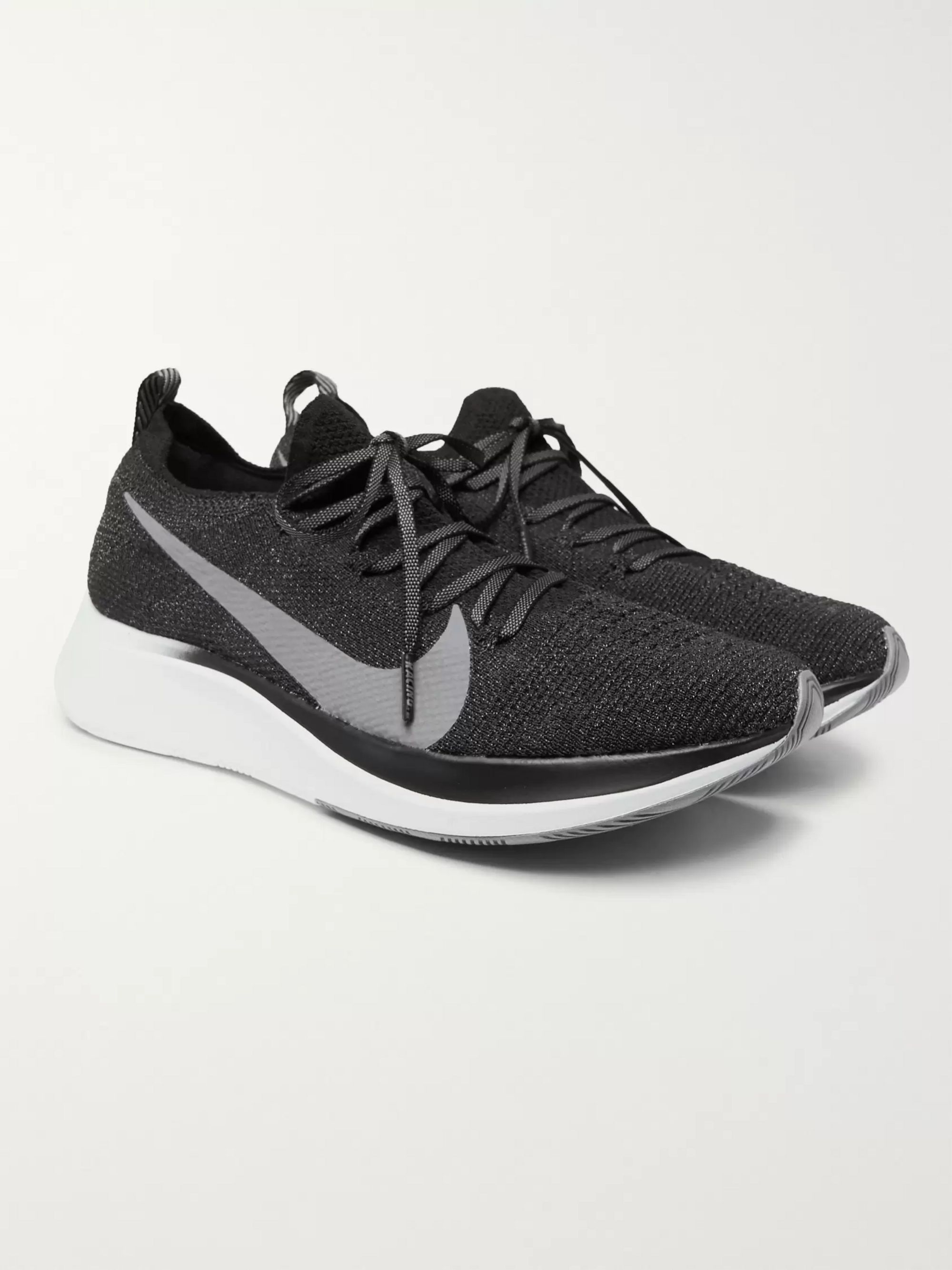 Nike Unveils the Zoom Fly Flyknit, Gets Updated with Carbon