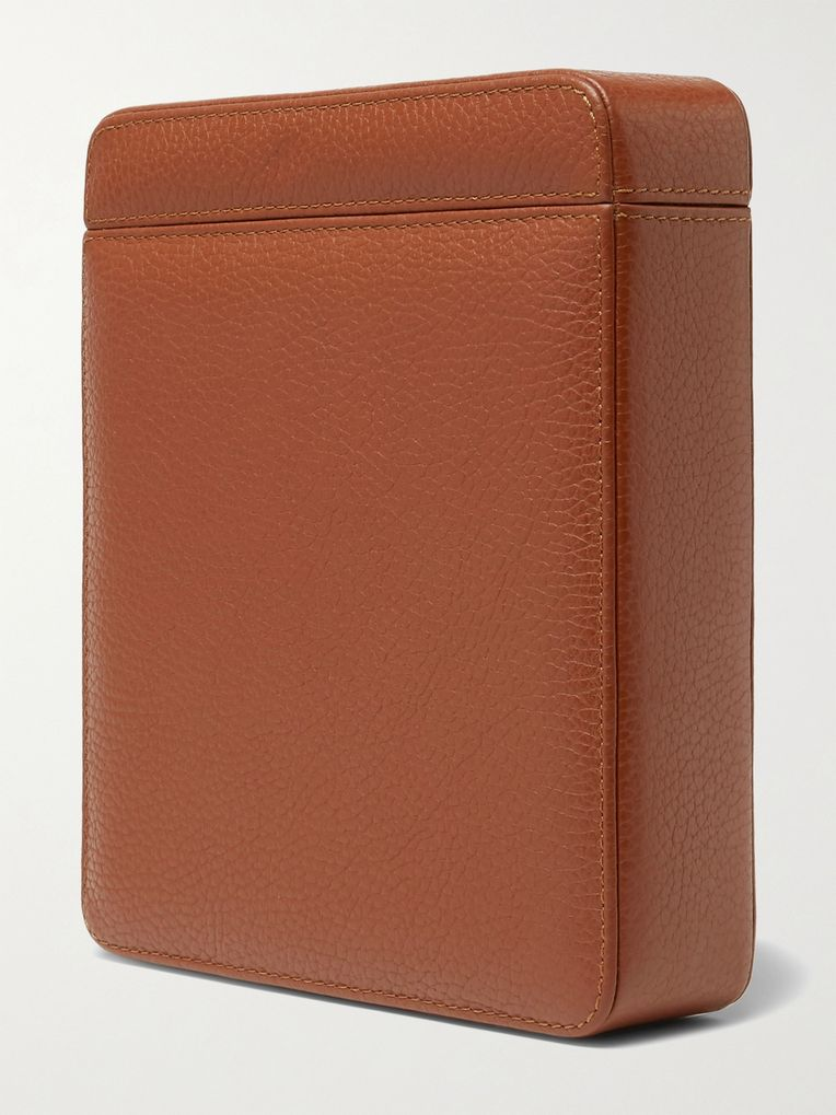 Rapport London Full-Grain Leather Watch Case