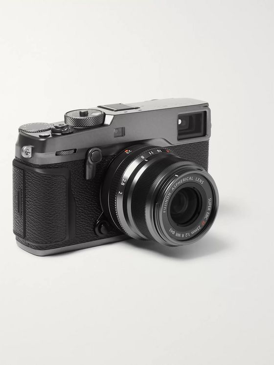 Fujifilm X-Pro2 Compact Camera with 23mm F2 Lens