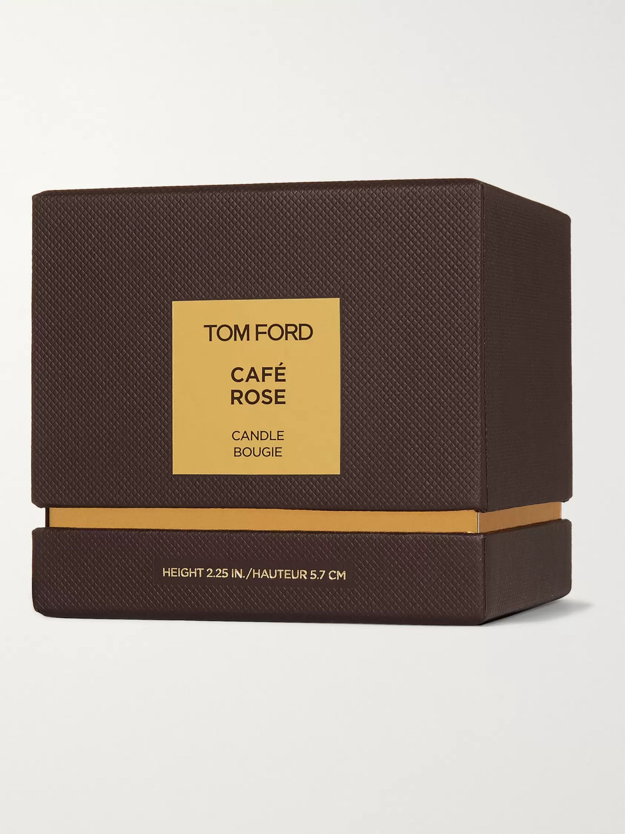 TOM FORD BEAUTY Café Rose Candle, 200g