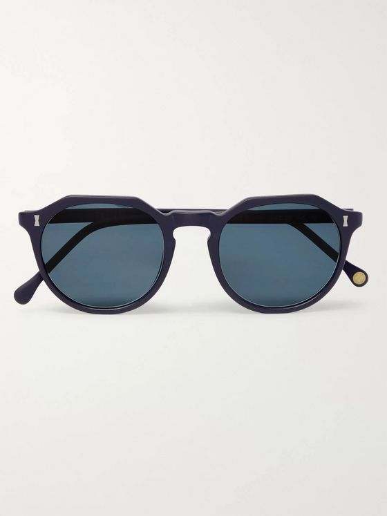 CUBITTS Cartwright D-Frame Matte-Acetate Sunglasses