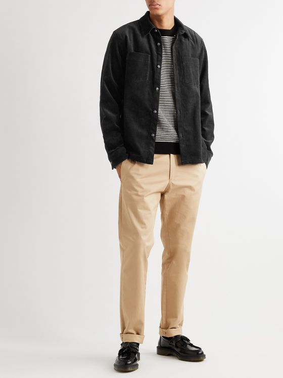 A.P.C. Joe Cotton-Corduroy Overshirt