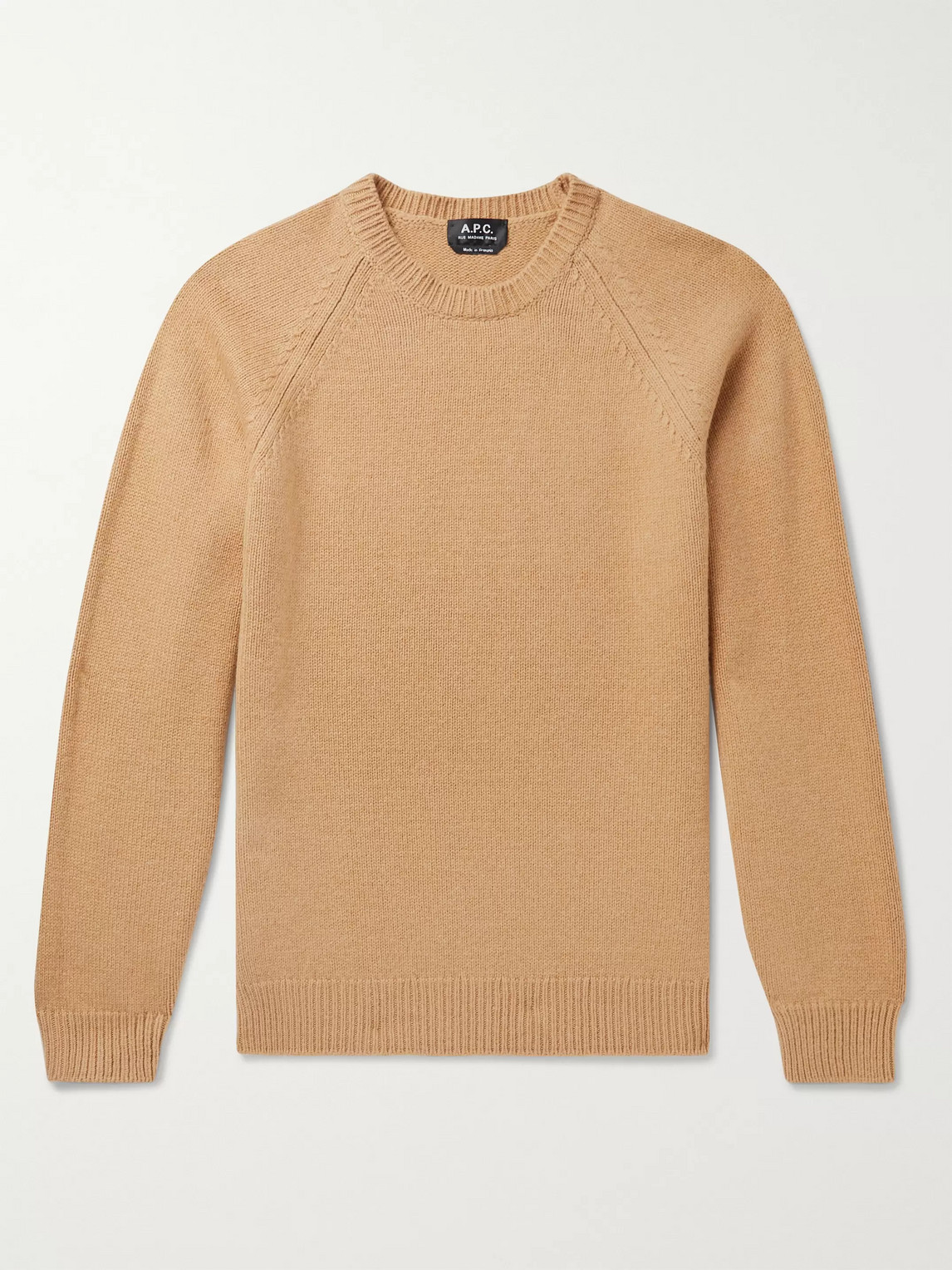 A.p.c. Sweaters PABLO WOOL SWEATER