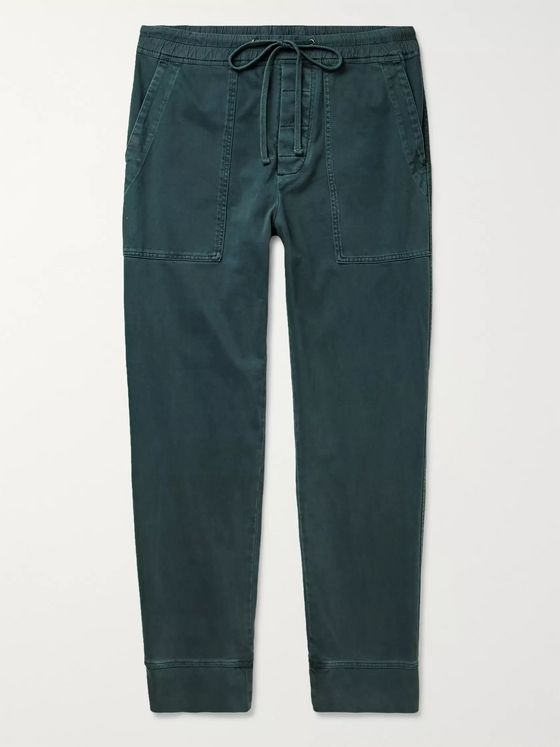 James Perse Cotton-Jersey Sweatpants