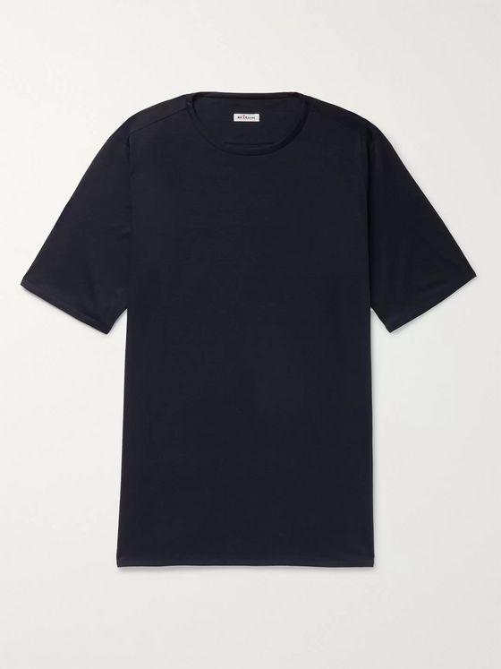Kiton Slim-Fit Cotton-Jersey T-Shirt