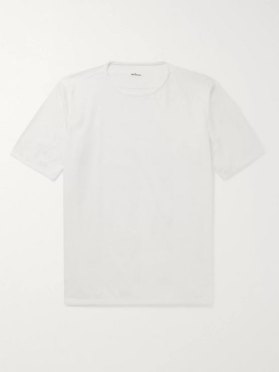 KITON Cotton-Jersey T-Shirt