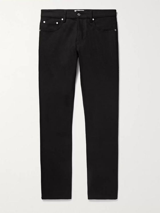 AMI PARIS Slim-Fit Stretch-Denim Jeans