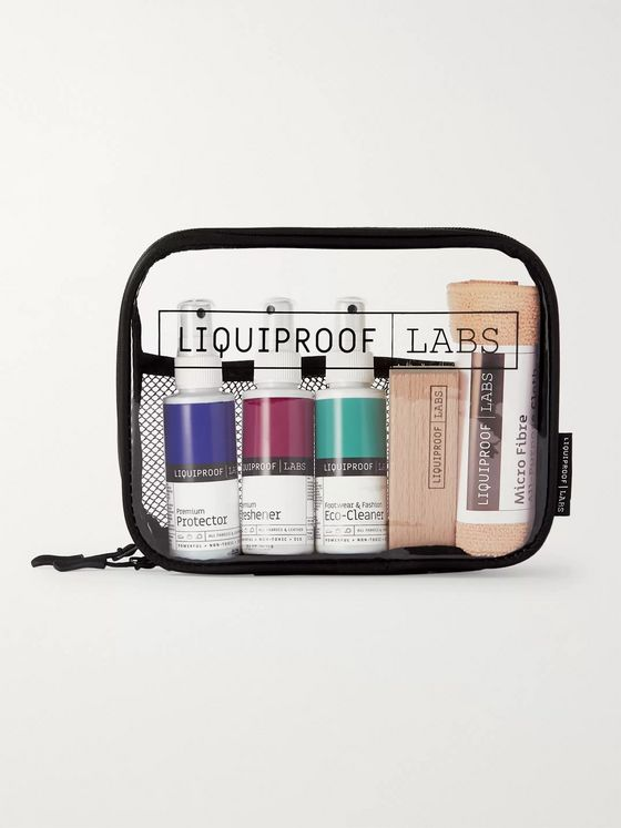Liquiproof LABS Footwear & Fashion Care Travel Kit
