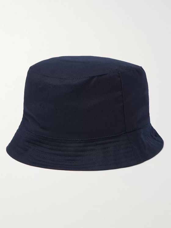 Officine Générale Worsted Wool-Flannel Bucket Hat