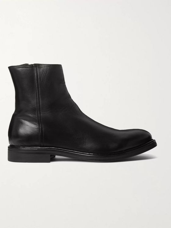 Officine Générale Ryan Leather Boots