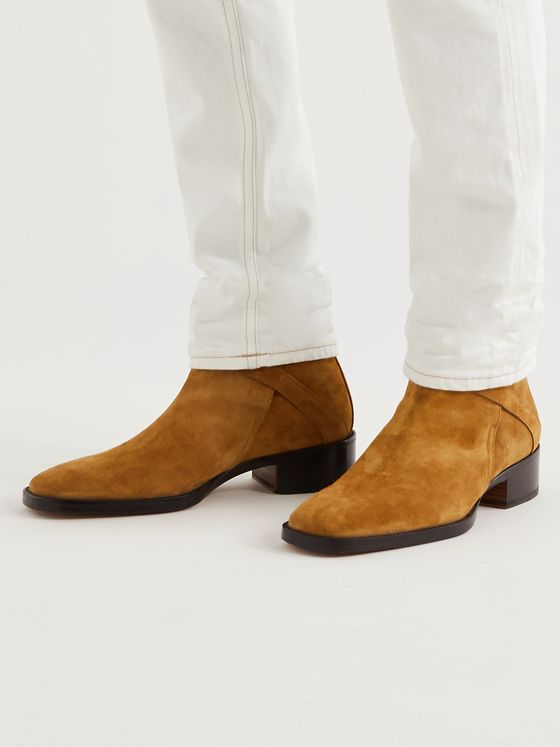 TOM FORD Rochester Suede Chelsea Boots