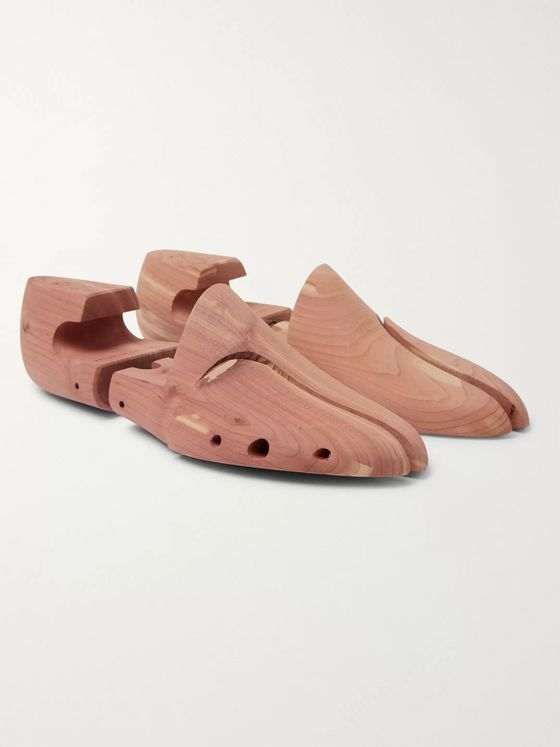 BRUNELLO CUCINELLI Wooden Shoe Trees