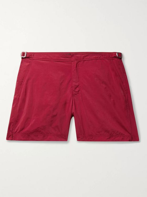Incotex Shell Swim Shorts