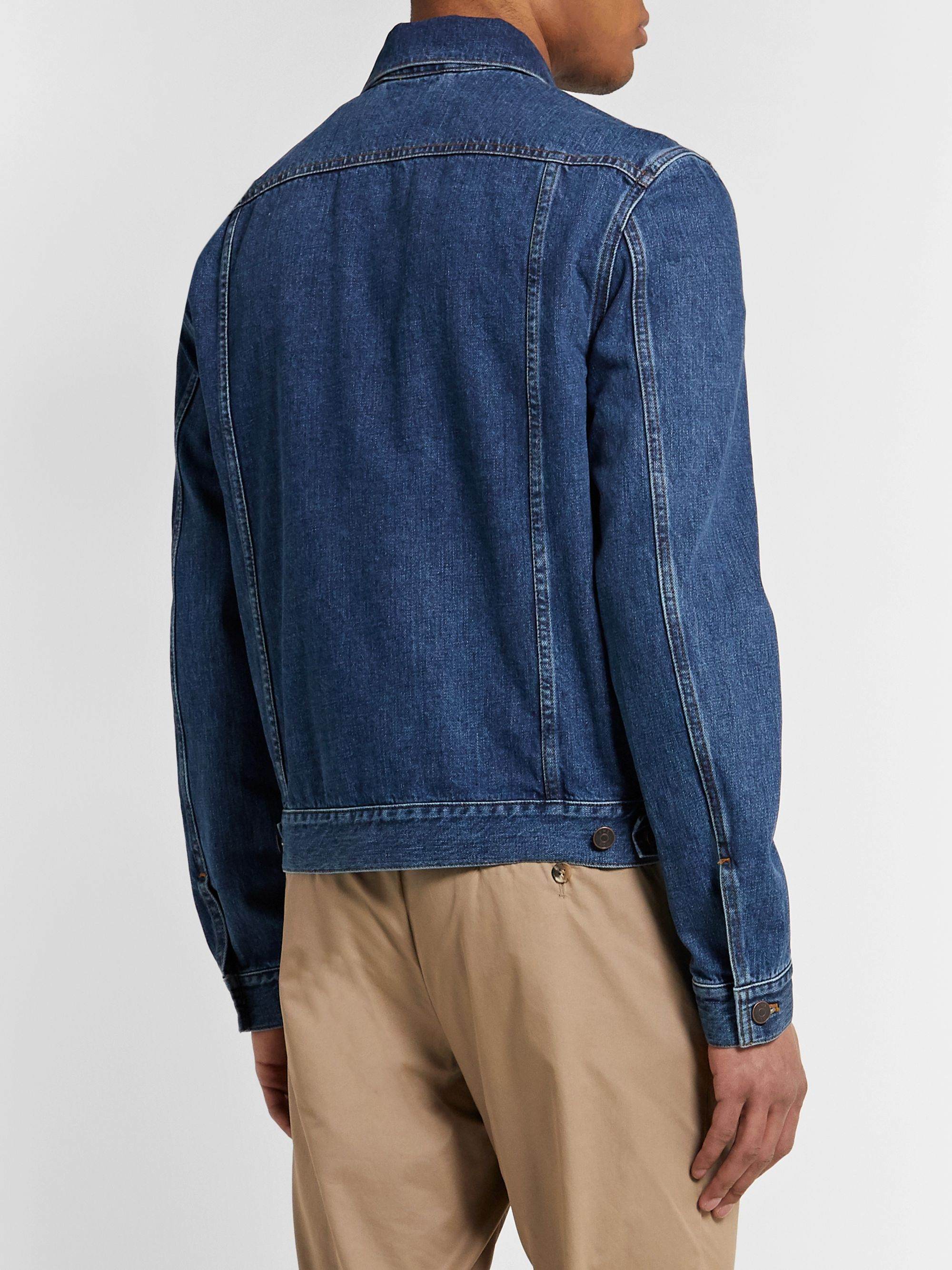 The Row Jaden Denim Jacket