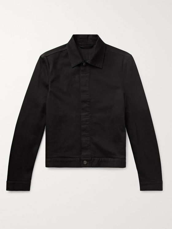 The Row Jaden Slim-Fit Denim Jacket