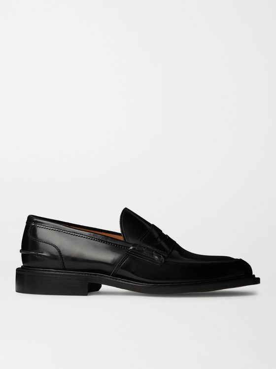 Tricker's James Polished-Leather Loafers