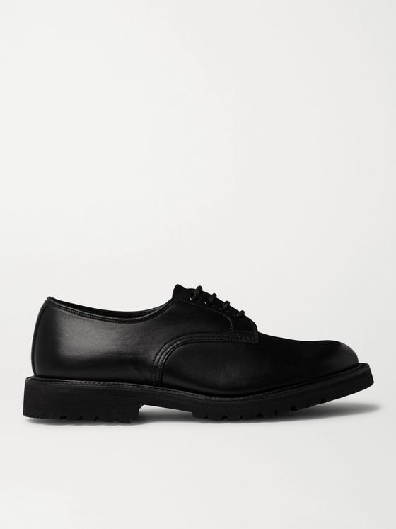 TRICKER'S Daniel Leather Derby Shoes