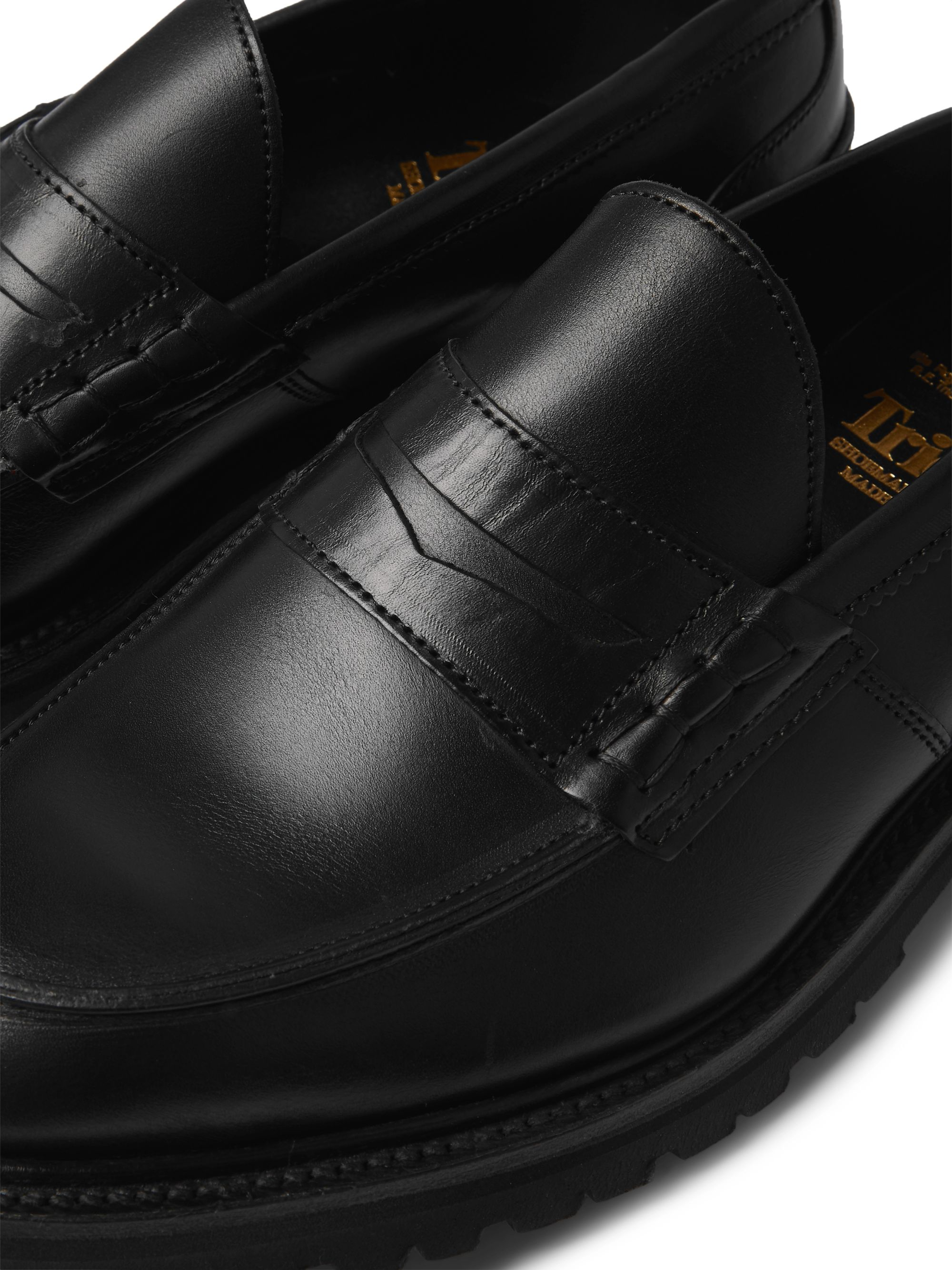 TRICKER'S James Leather Loafers