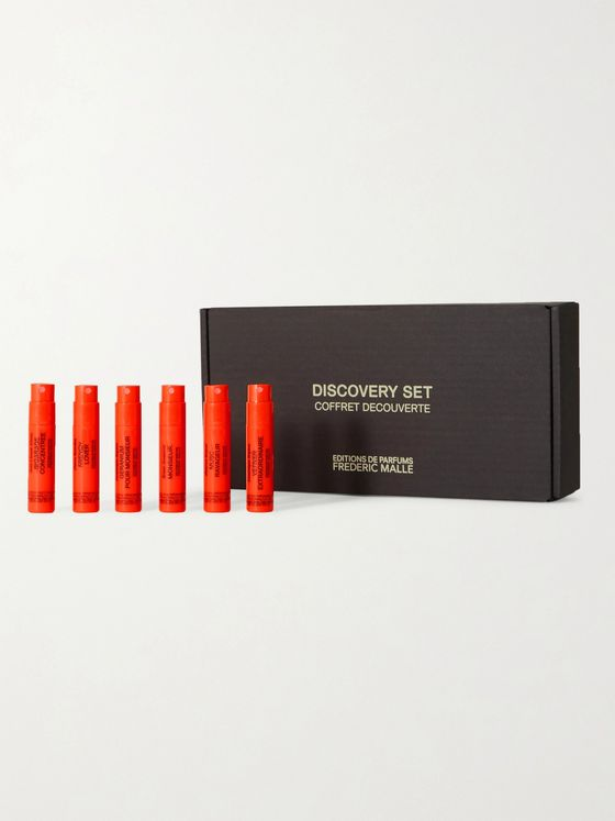 Frederic Malle Discovery Set, 6 x 1.2ml