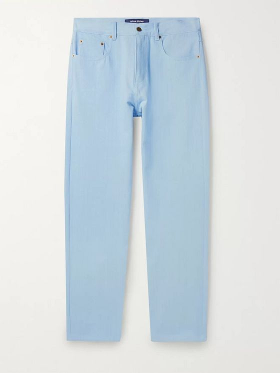Noon Goons Glasser Garment-Dyed Denim Jeans