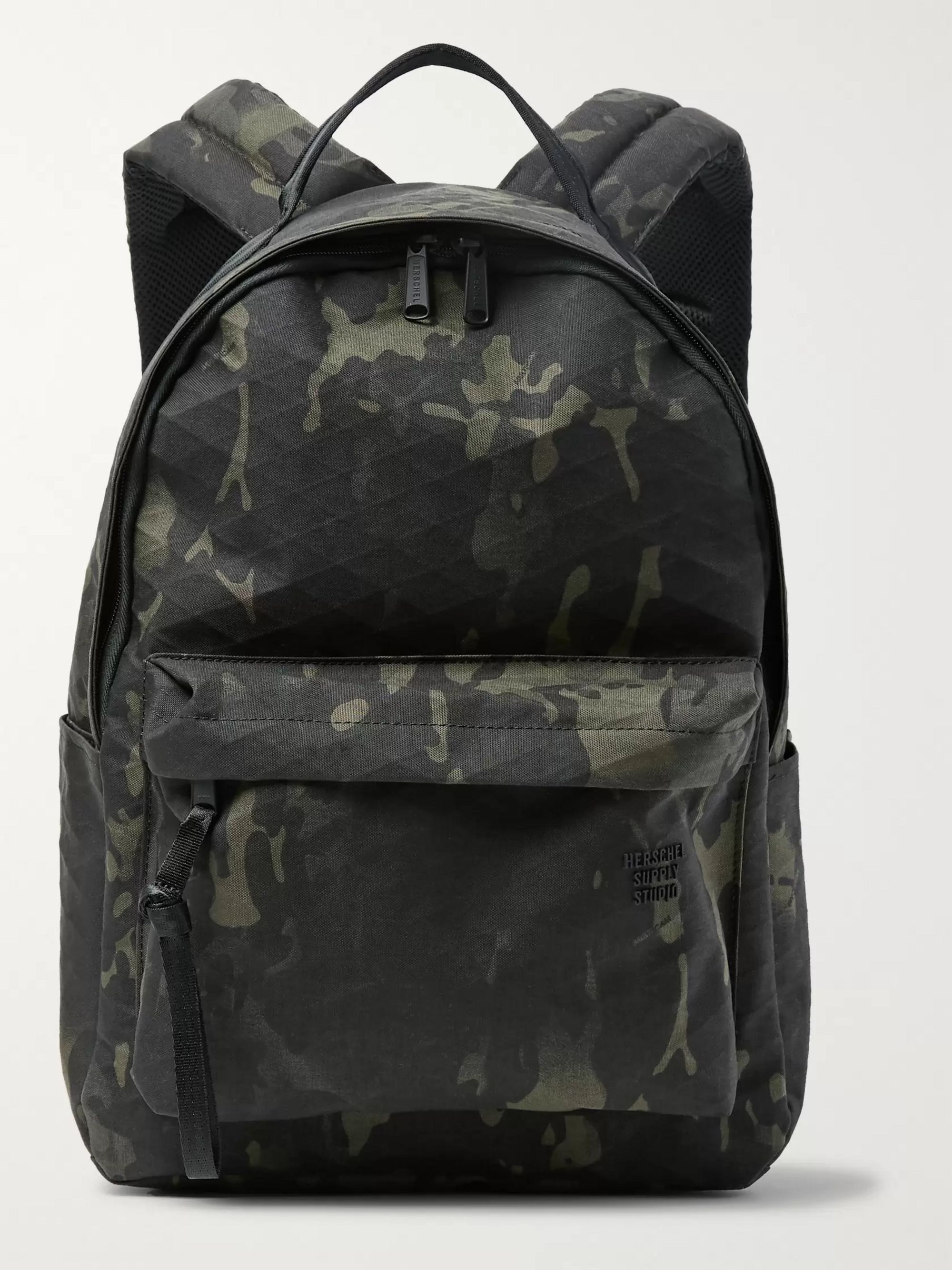 Herschel Supply Co Camouflage-Print CORDURA Backpack