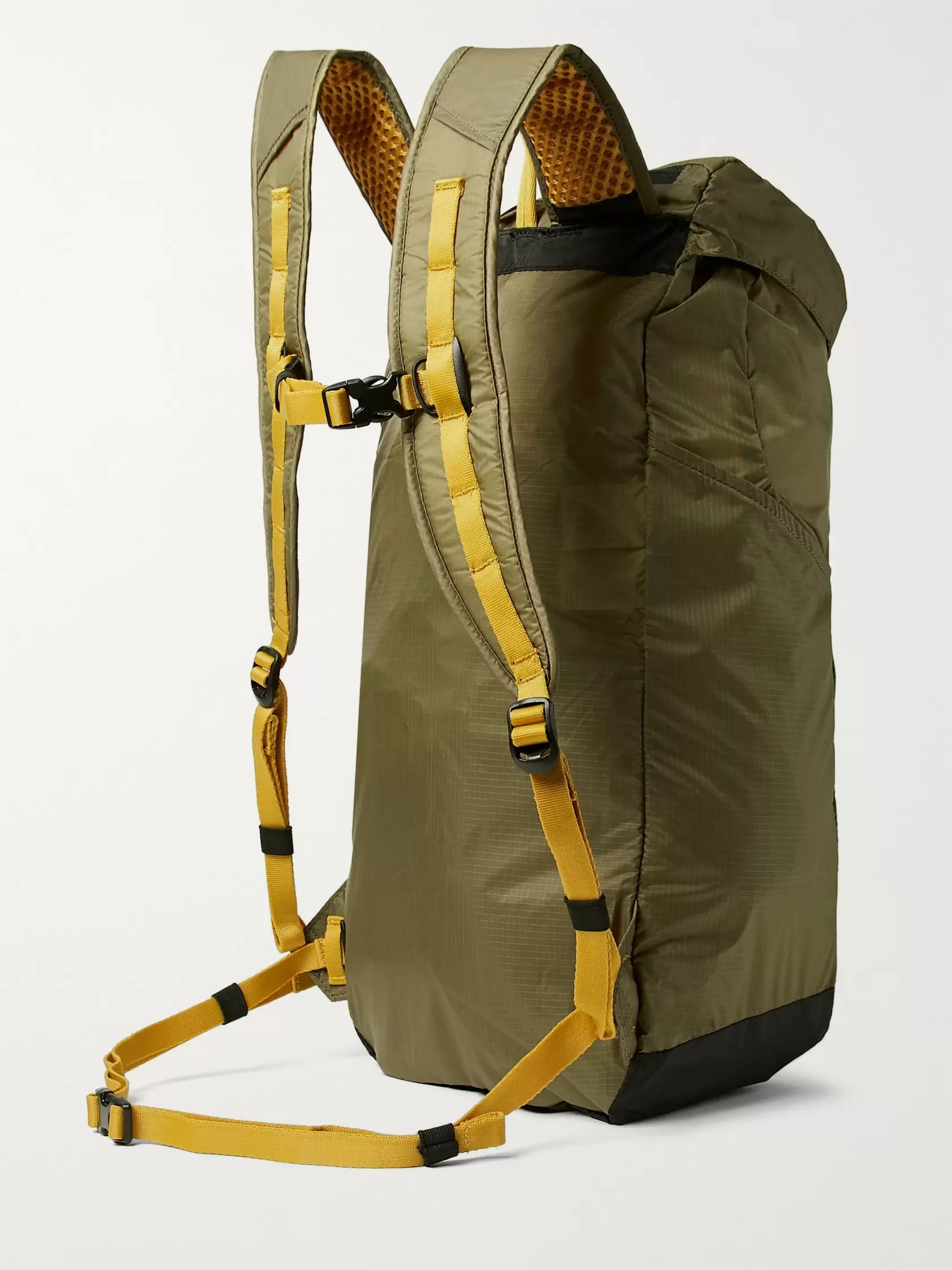 Army Green Trail Daypack Packable Ultralight Nylon-ripstop Backpack | Herschel Supply Co
