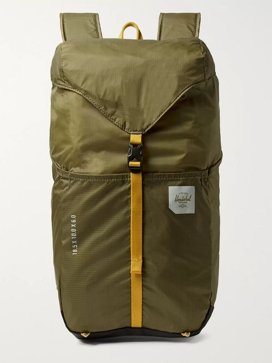 Herschel Supply Co Trail Daypack Packable Ultralight Nylon-Ripstop Backpack