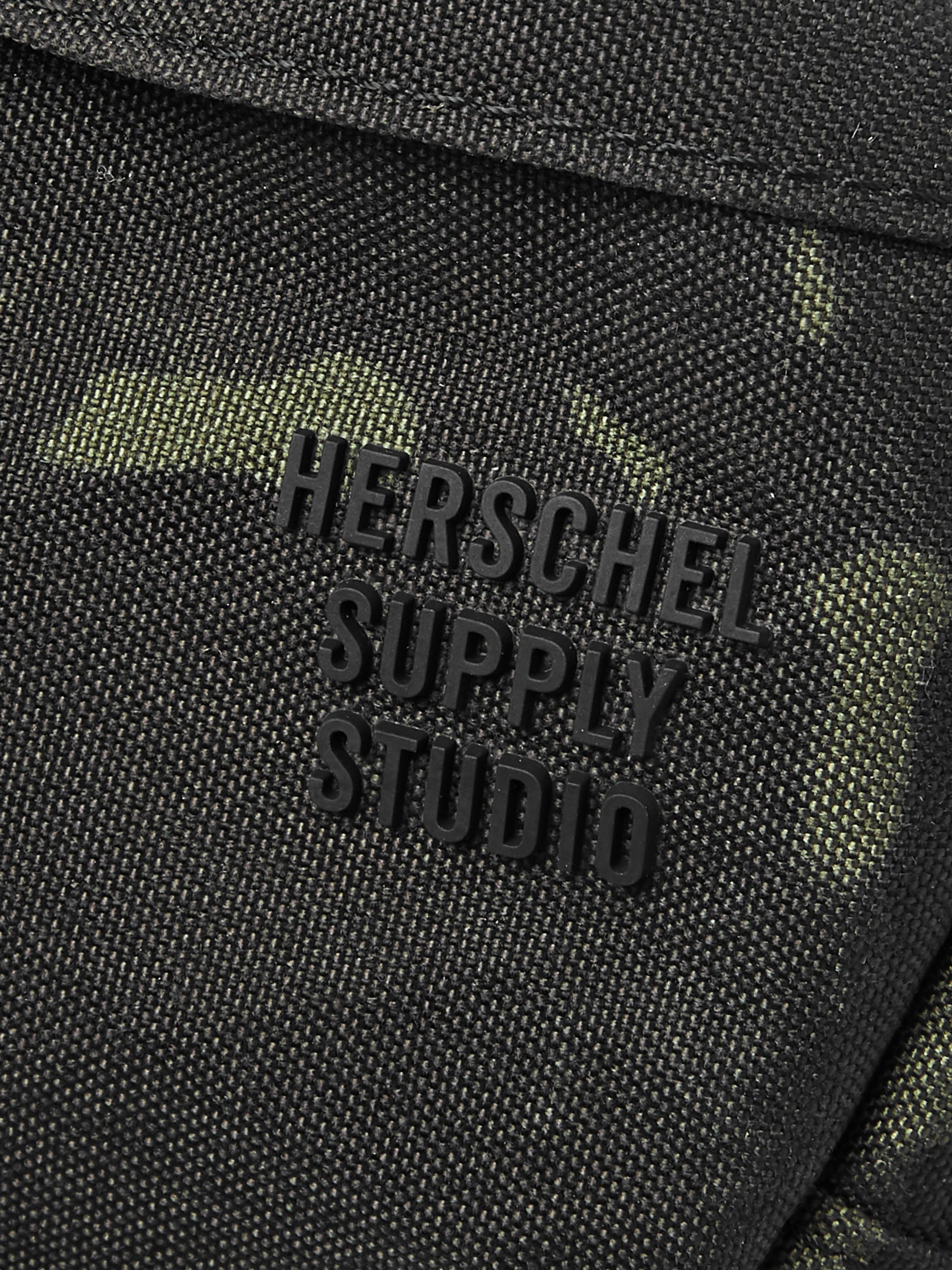 Herschel Supply Co Nineteen Camouflage-Print Nylon-Ripstop Belt Bag