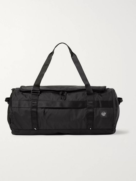 Herschel Supply Co Trail Sutton 210D Nailhead Dobby-Nylon Duffle Bag