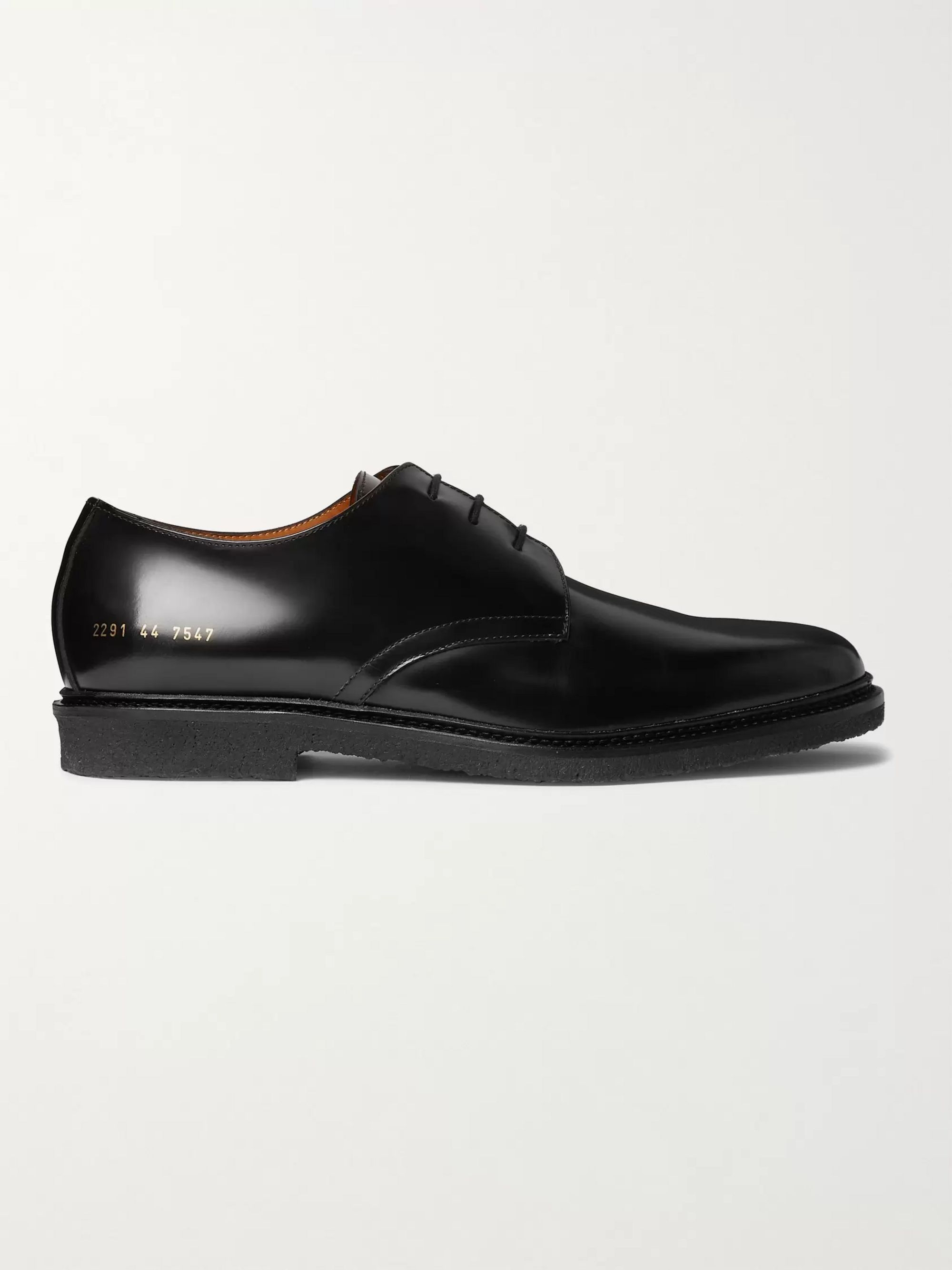 Common Projects Leather Derby Shoes