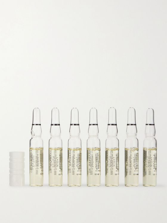 DR. BARBARA STURM Night Ampoules, 7 x 2ml