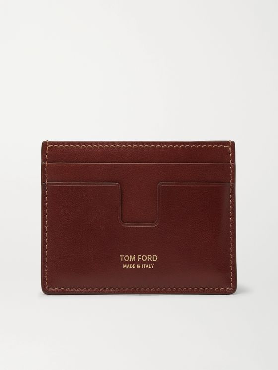 TOM FORD Leather Cardholder