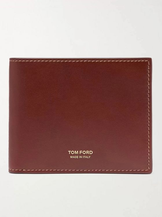 TOM FORD Leather Billfold Wallet