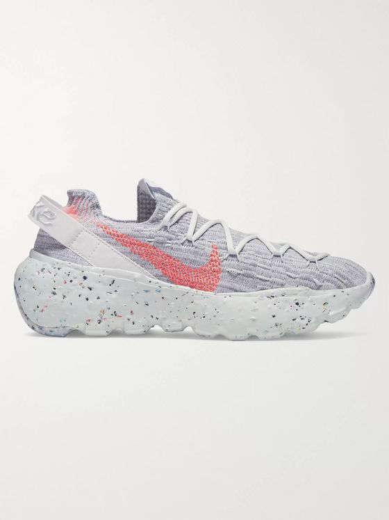 NIKE Space Hippie Space Waste Sneakers