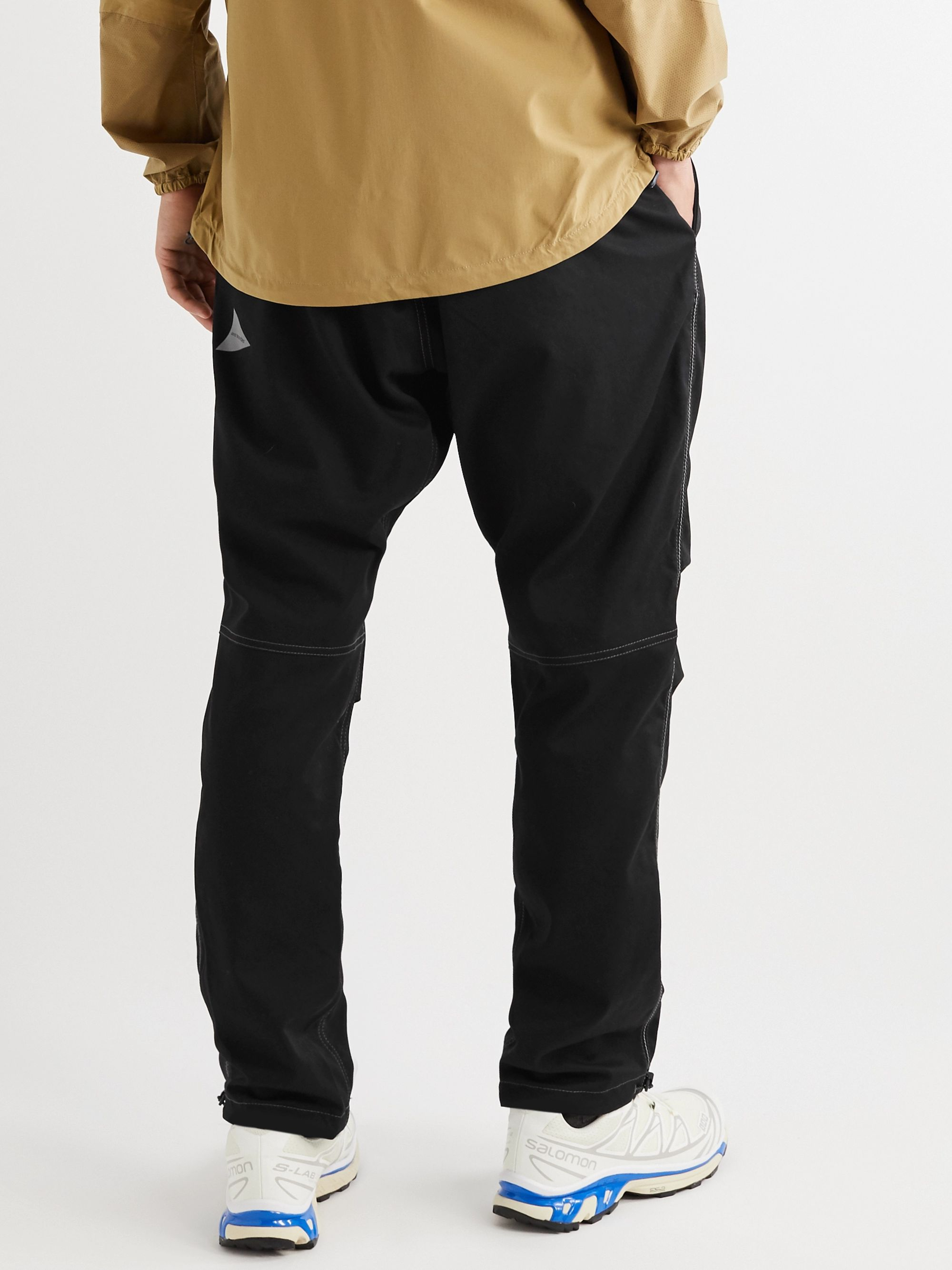 And Wander Tapered Woven Trousers