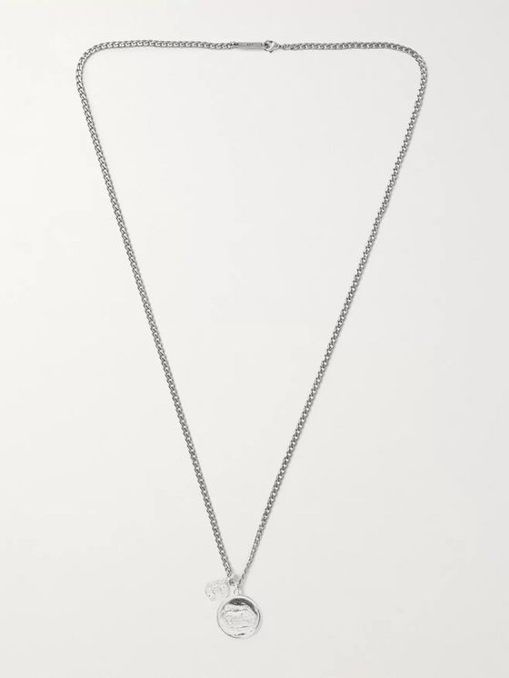 Miansai Orion Sterling Silver Necklace