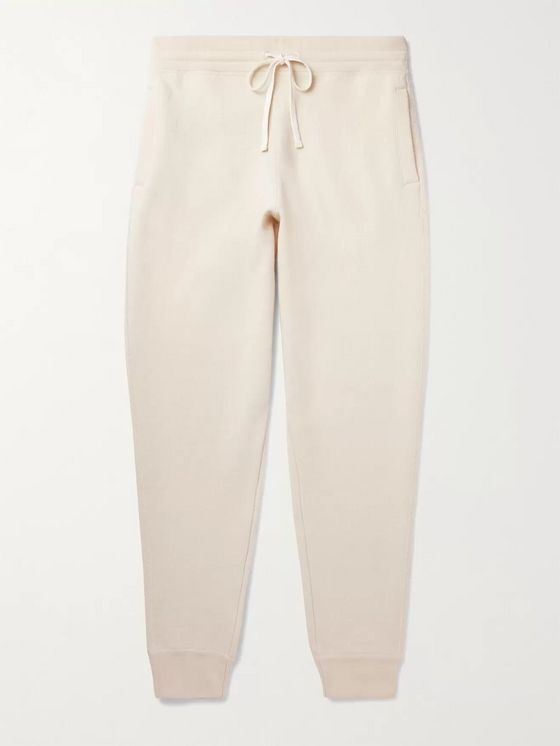 TOM FORD Tapered Cashmere-Blend Sweatpants