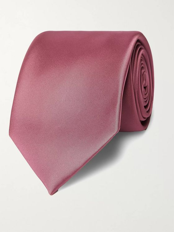 TOM FORD 8cm Satin Tie