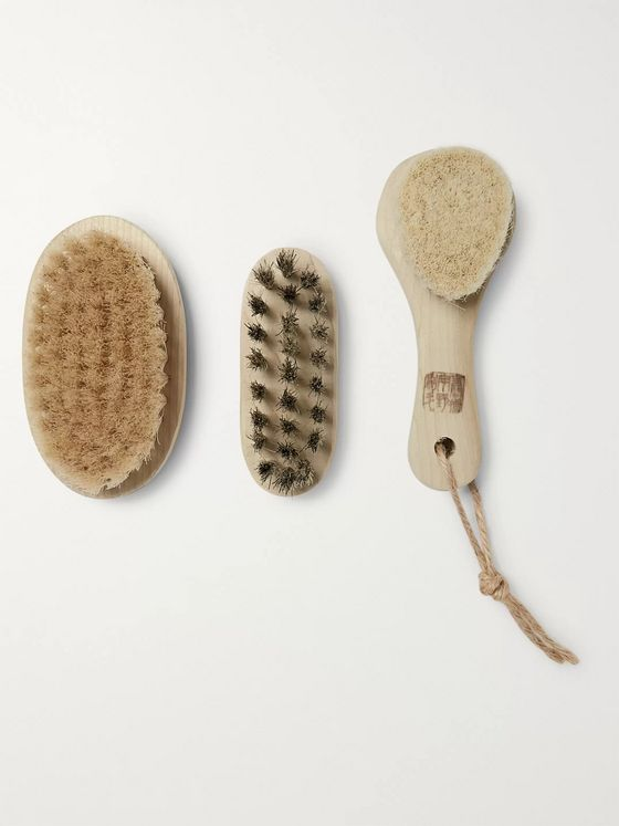 Japan Best Bath Brush Set
