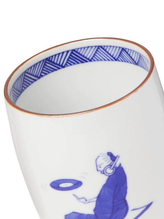 Japan Best Printed Porcelain Tea Cup