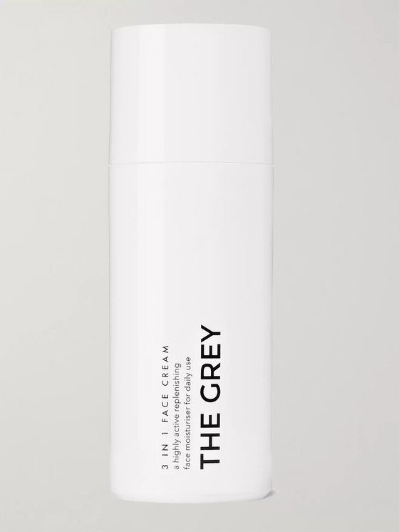 The Grey Men's Skincare 3 in 1 Face Cream, 50ml