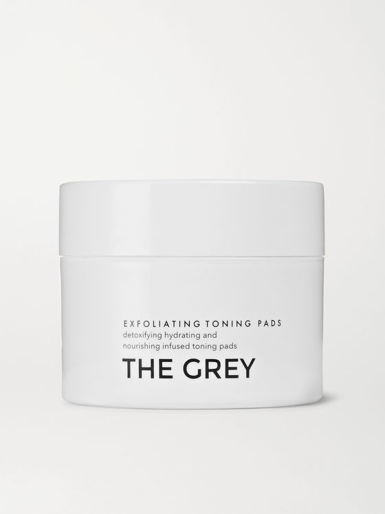 THE GREY MEN'S SKINCARE Exfoliating Toning Pads x 50