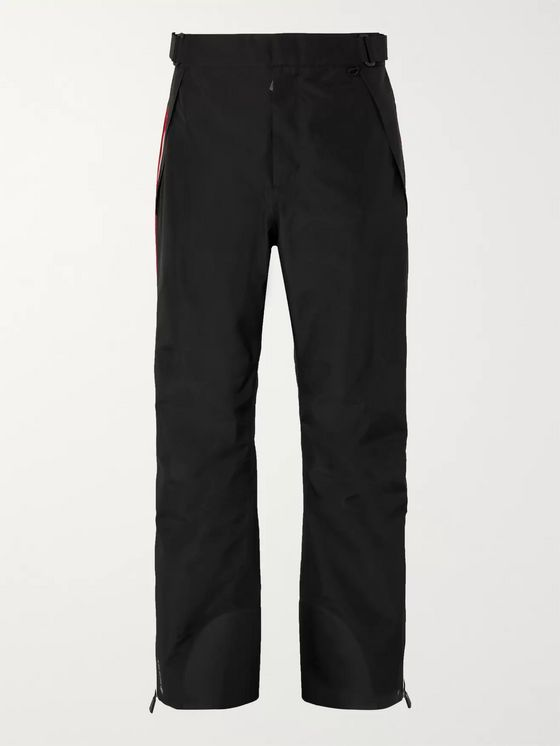 Moncler Grenoble Striped Ski Trousers
