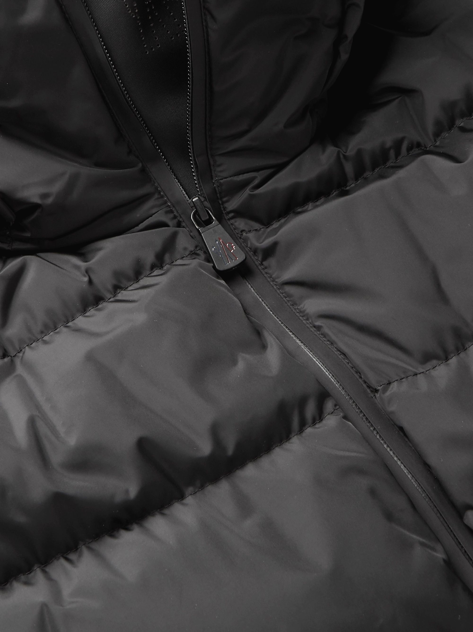 Moncler Grenoble Isorno Quilted Down Ski Jacket