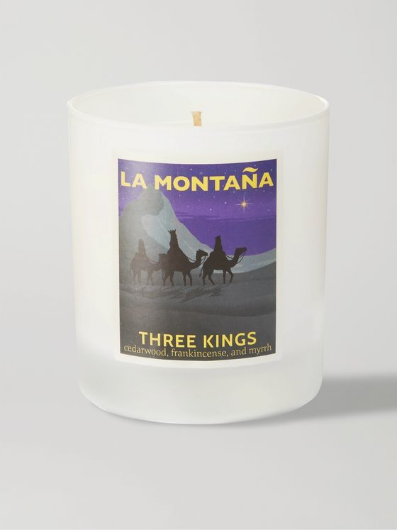 La Montaña Three Kings Candle, 220g