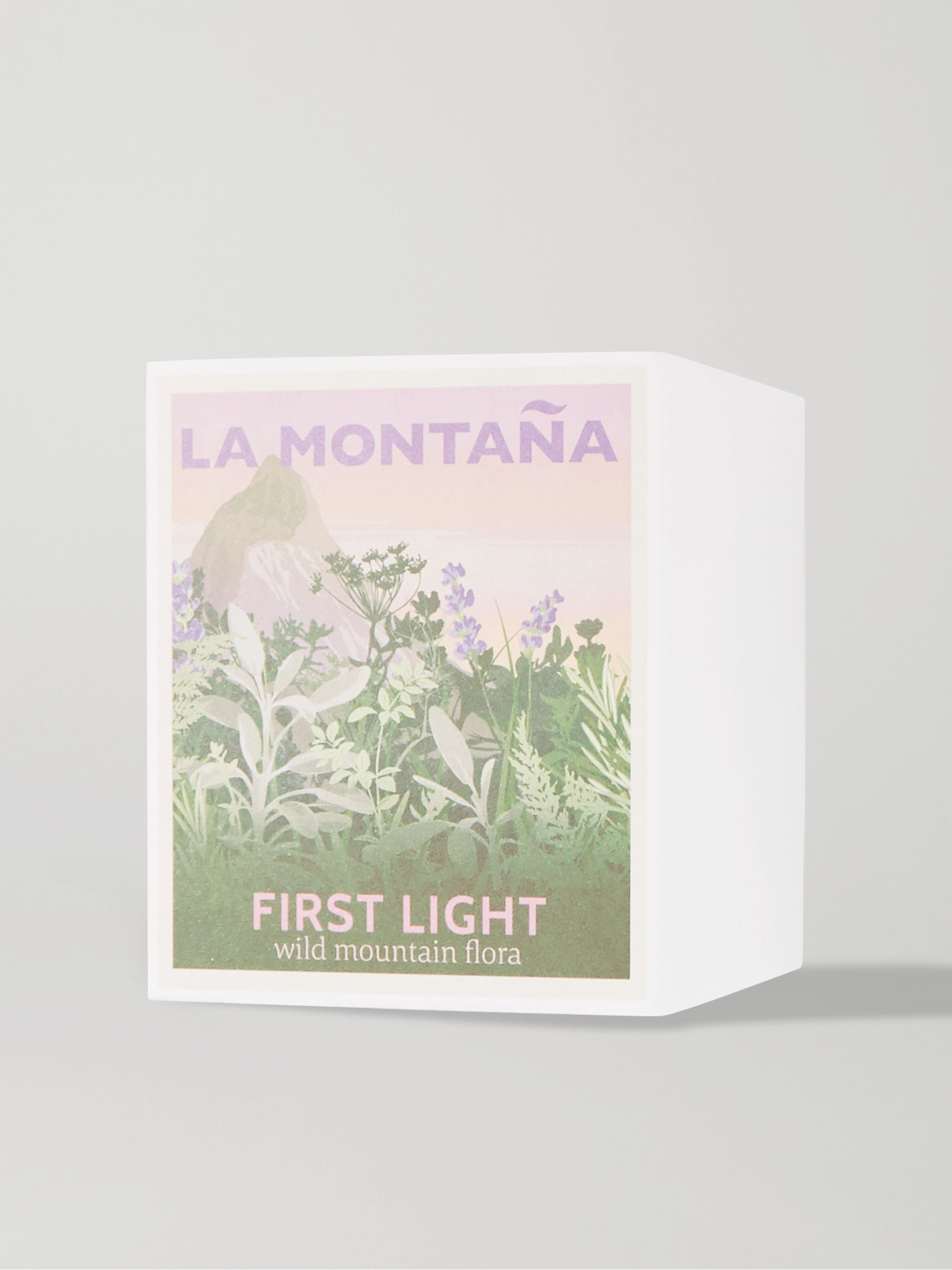 La Montaña First Light Candle, 220g